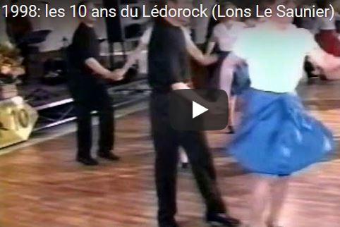 1998: les 10 ans du Lédorock