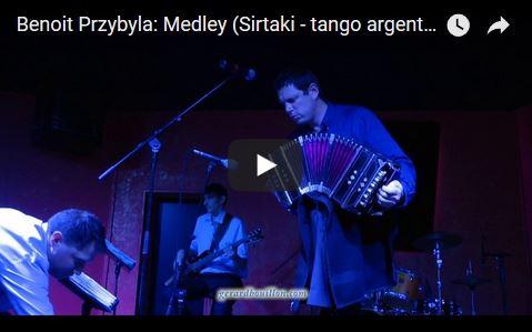 Benoît Przybyla:   meddley