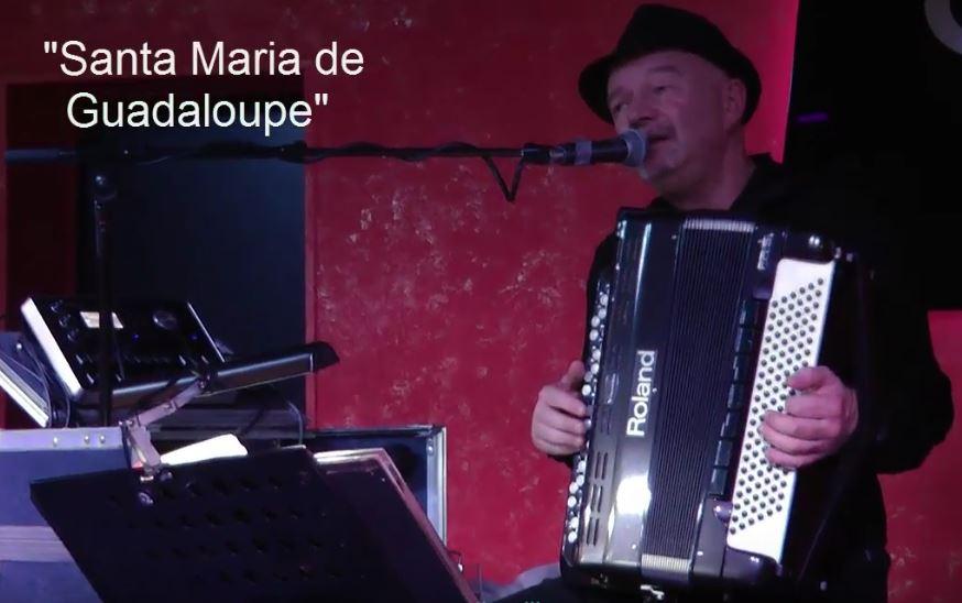 GUY GOUGEON:  «Santa Maria»