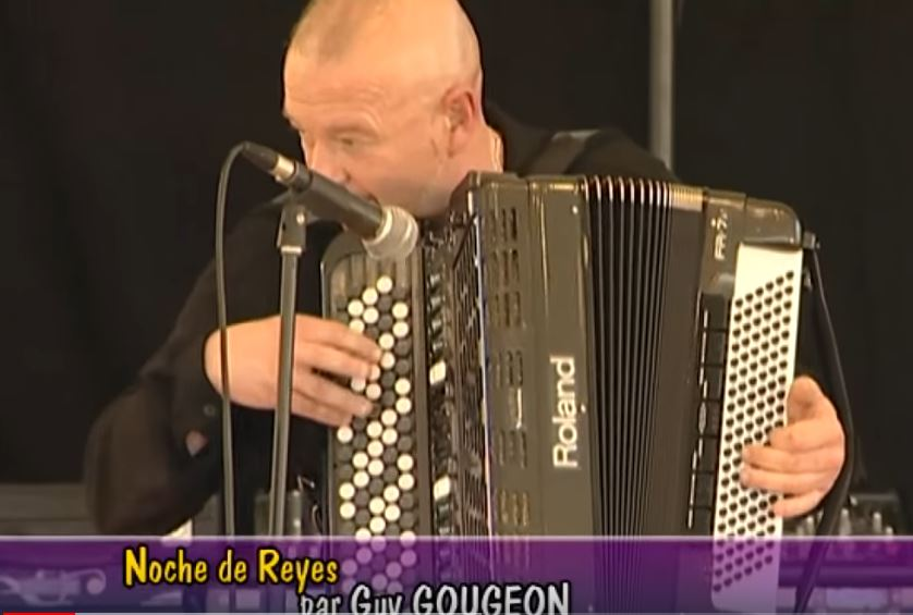 Guy Gougeon : tangos d'exception
